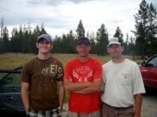 Lacey, Tracy & Tom from Idaho