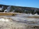Springs and Geysers Near Old Faithful