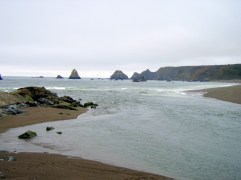Mouth of the Russian River