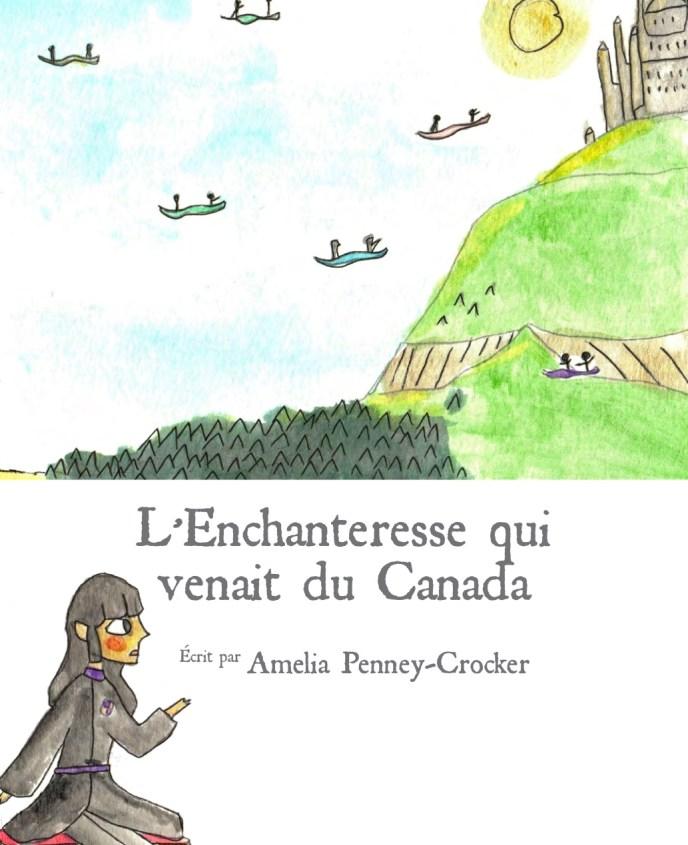 Cover - L'Enchanteresse qui venait du Canada