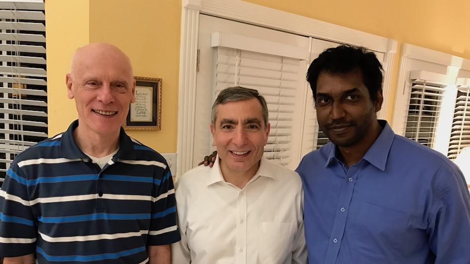 Hugh Ross, Jim Tour, and S. Joshua Swamidass