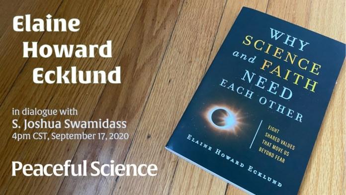 Elaine Ecklund: Do Science and Faith Need Each Other?