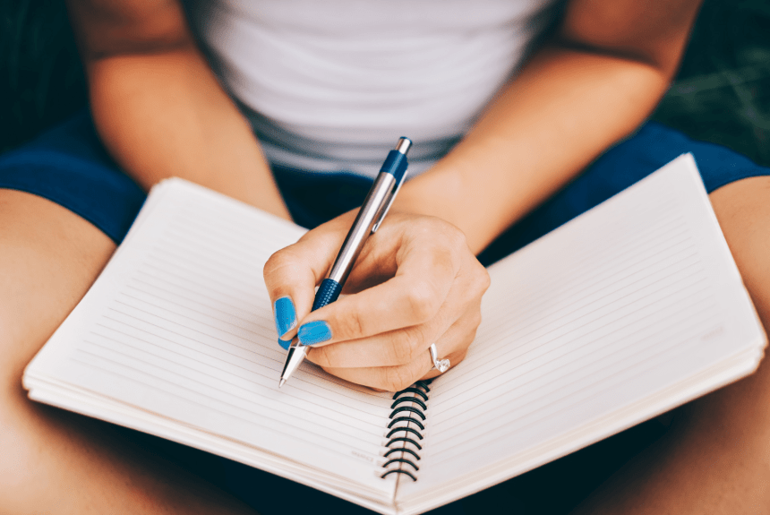 Writing for Self-Compassion