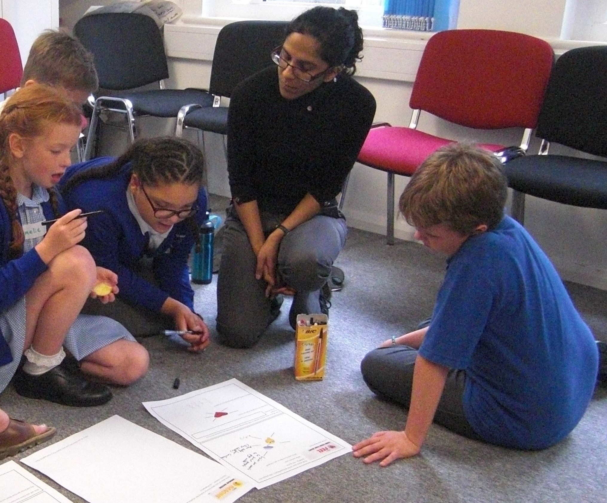 Peacemakers Workshops: Spring Term (Peace Hub Closed)