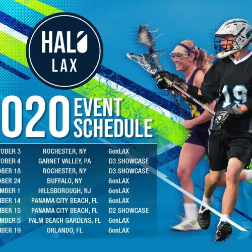 HALO Lax to Launch this Fall
