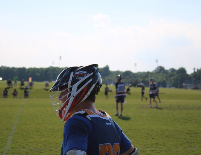 Tom's Top 10 Players who Stood Out at the Apex Lax Events: First Look