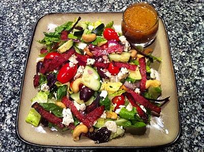 Not Your Average - Greek Salad