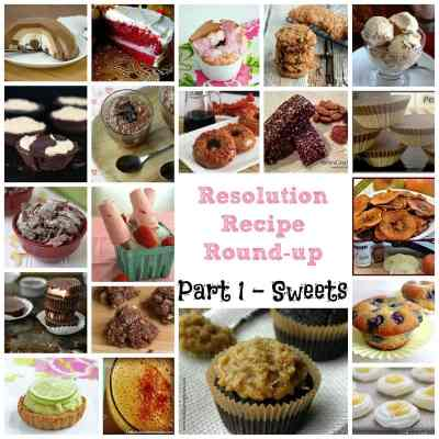 Resolution Recipe Round-Up Part 1 – Desserts – Low Carb, Paleo, and Primal Sweets