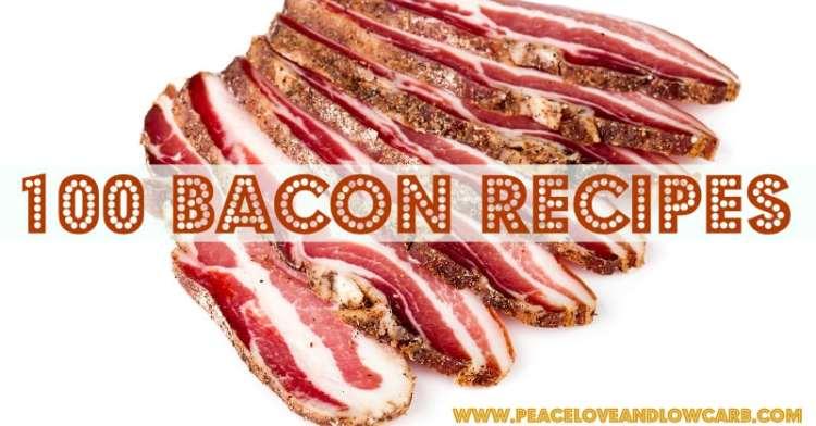 100 Bacon Recipes