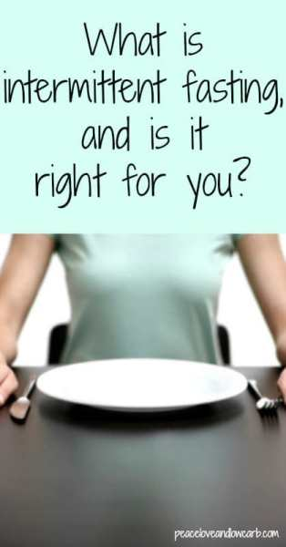 What is intermittent fasting and is it right for you?