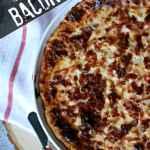 Hot and Cheesy Bacon Dip