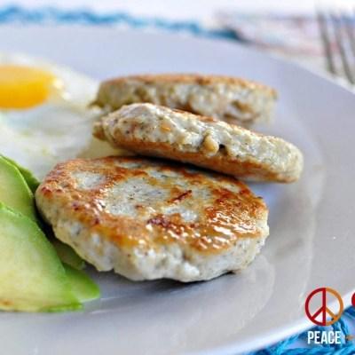 Maple Chicken Breakfast Sausage – Low Carb, Paleo, Gluten Free