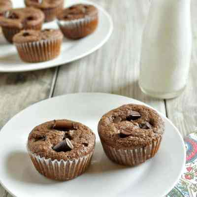 Chocolate Mocha Cupcakes – Low Carb, Gluten Free