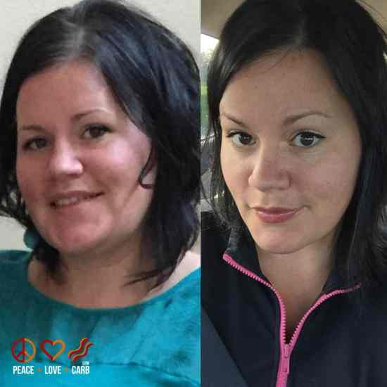Face to Face Friday - Weight Loss Update - Peace Love and Low Carb