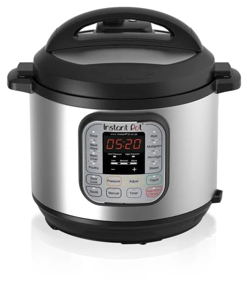 Instant Pot Duo Electric Pressure Cooker | Peace Love and Low Carb