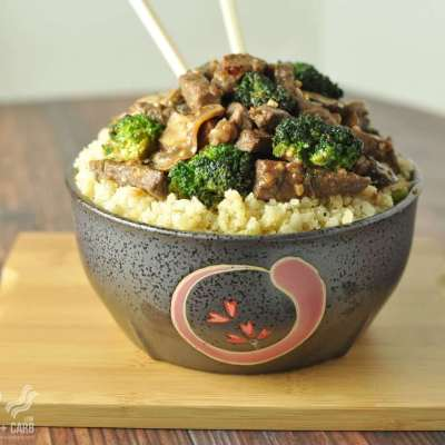 Paleo Beef and Broccoli Stir Fry – Low Carb, Gluten Free