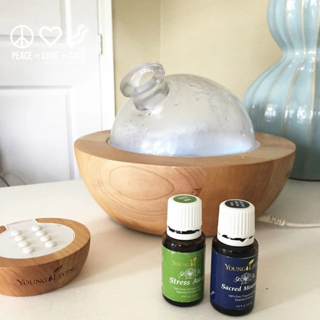 Diffusing Stress Away and Sacred Mountain | Peace Love and Low Carb