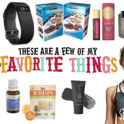 These Are a Few of My Favorite Things | Peace Love and Low Carb