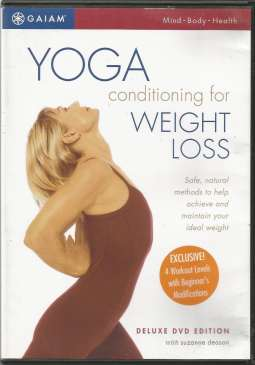 Yoga Conditioning For Weight Loss - Suzanne Deason | Peace Love and Low Carb
