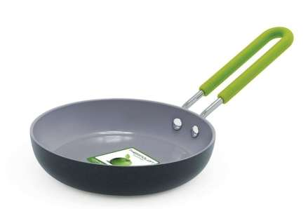 GreenPan Mini Ceramic Egg Pan