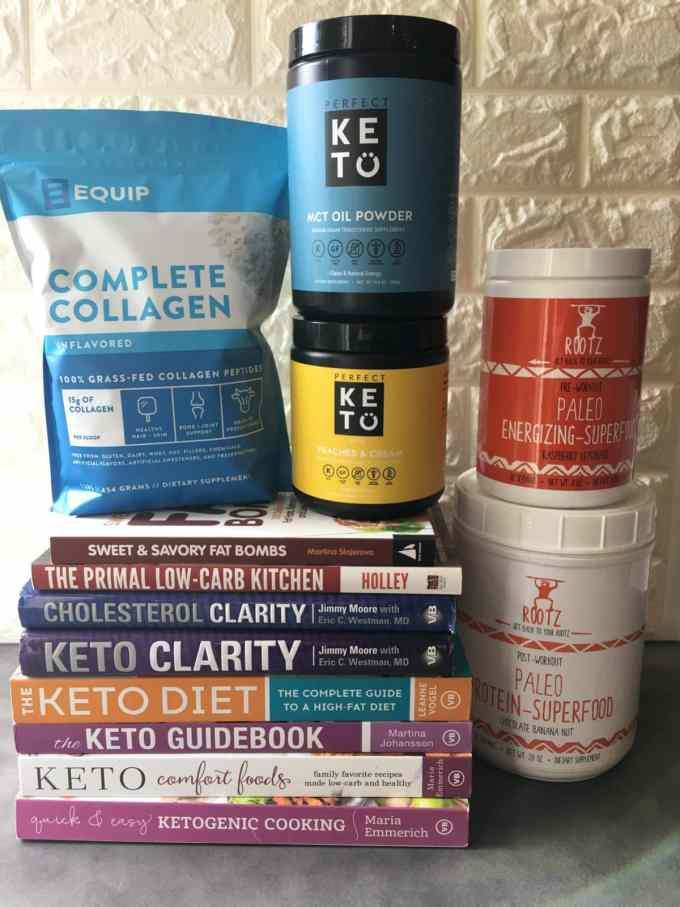 Craveable Keto Cookbook Giveaway