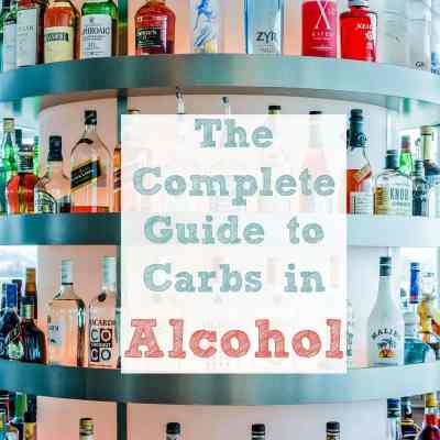 The Complete Guide to Carbs in Alcohol