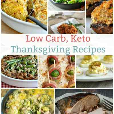 Low Carb Keto Thanksgiving Recipes