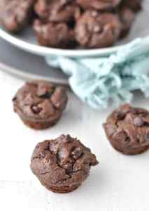 Keto Chocolate Muffins| Peace Love and Low Carb