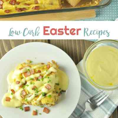 Low Carb Easter Recipes | Peace Love and Low Carb
