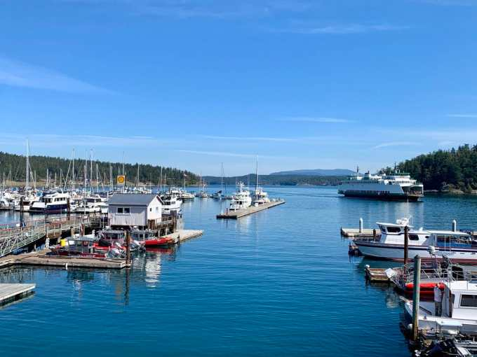 How to get to San Juan Island | Peace Love and Low Carb
