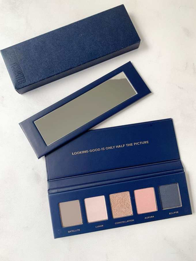2019 Beautycounter Holiday Collection - Starlight Eyeshadow Palette