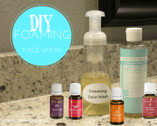 Foaming Face Wash Graphic