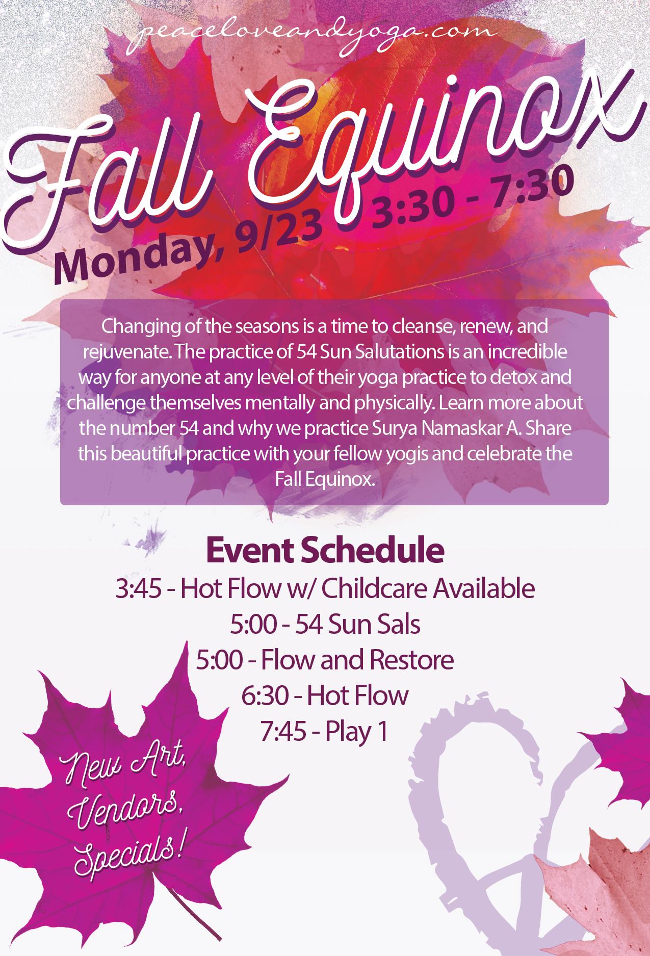 Moksha Yoga Waterloo Schedule : moksha, waterloo, schedule, Peace, Schedule, YogaWalls