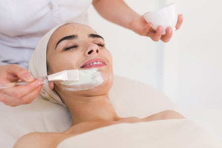 What Goes into a Chemical Peel?
