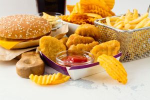 junk food bad for your skin