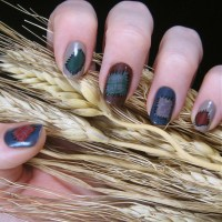 Scarecrows patches | peace love polish