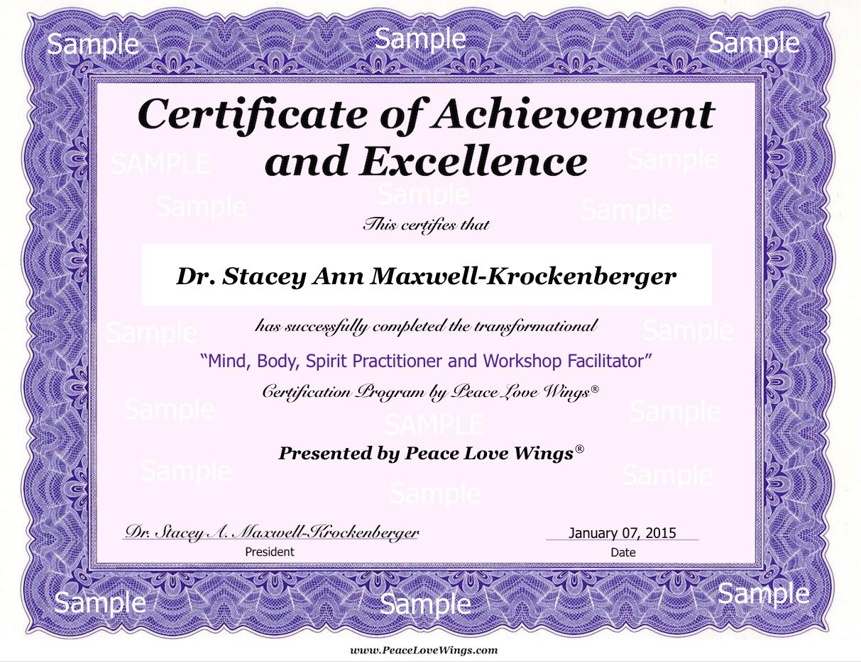 Samples Of Certificate Of Appreciation Template It Technician Cv