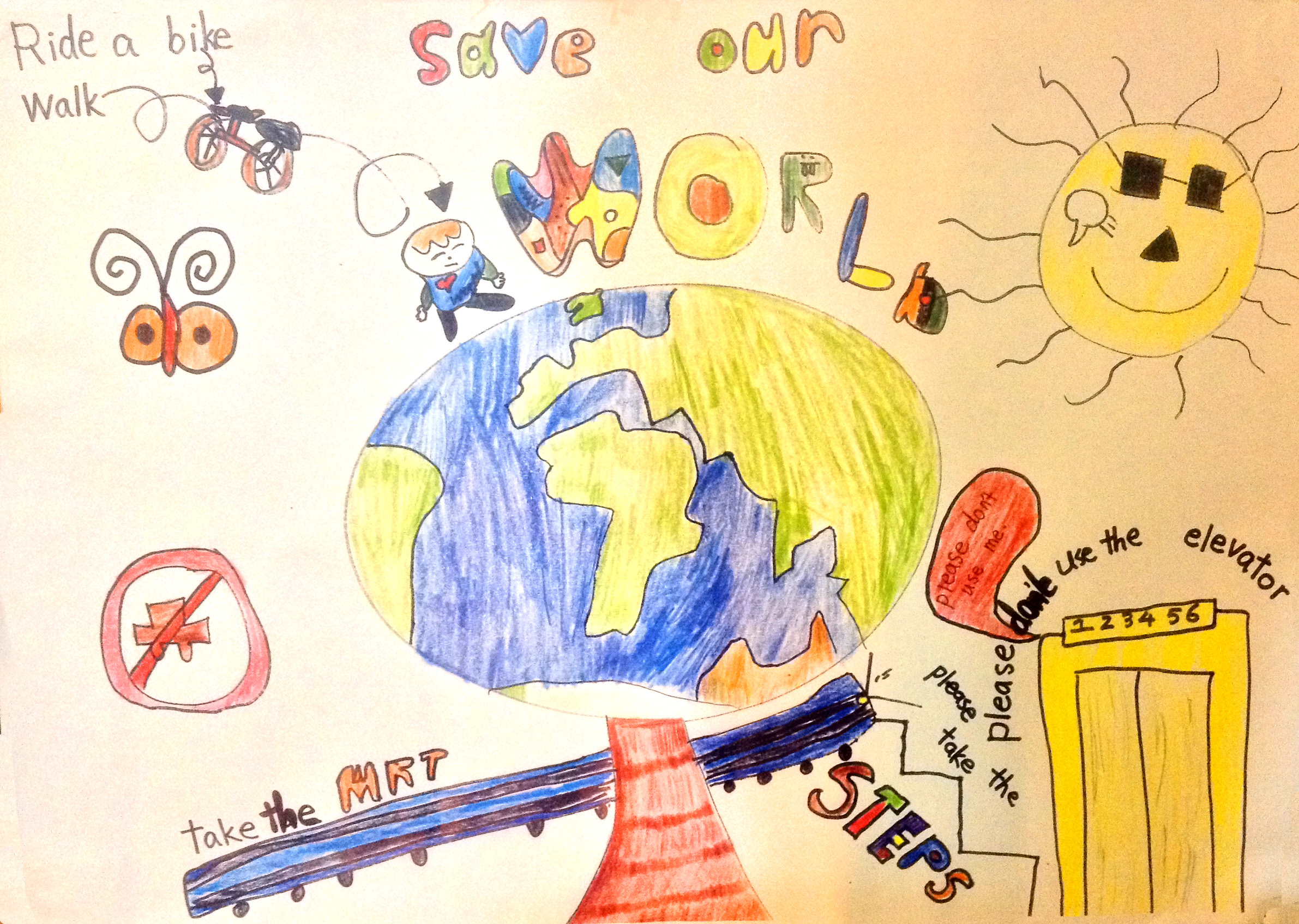 Let S Clear The Air Poster Contest For Schools