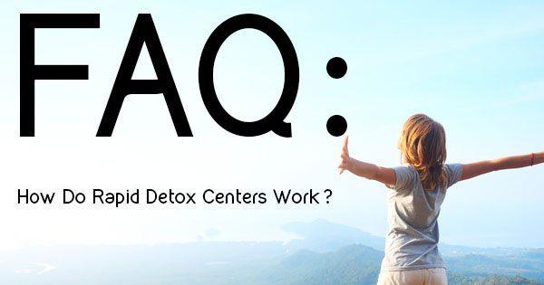 Rapid Detox Centers