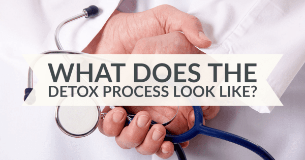 What Does The Detox Process Look Like?