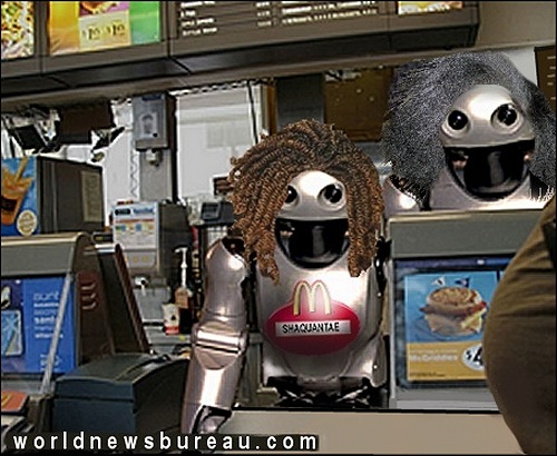 McDonalds Replacing Workers With Robots  World News Bureau