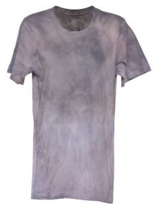 Naturally Dyed Hemp and Cotton Crew