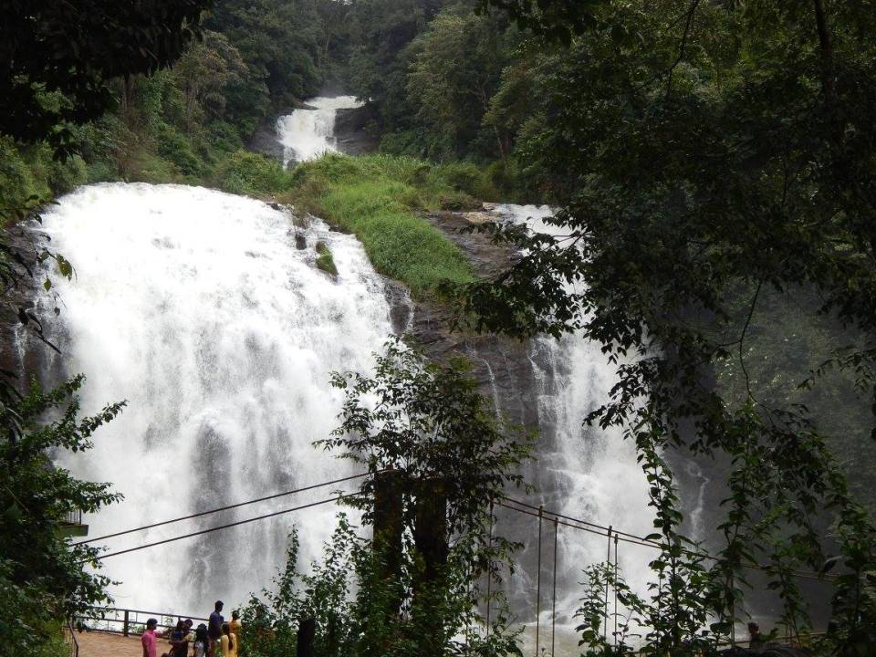 Abbey Falls - Coorg