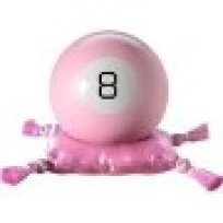 pink magic 8 ball