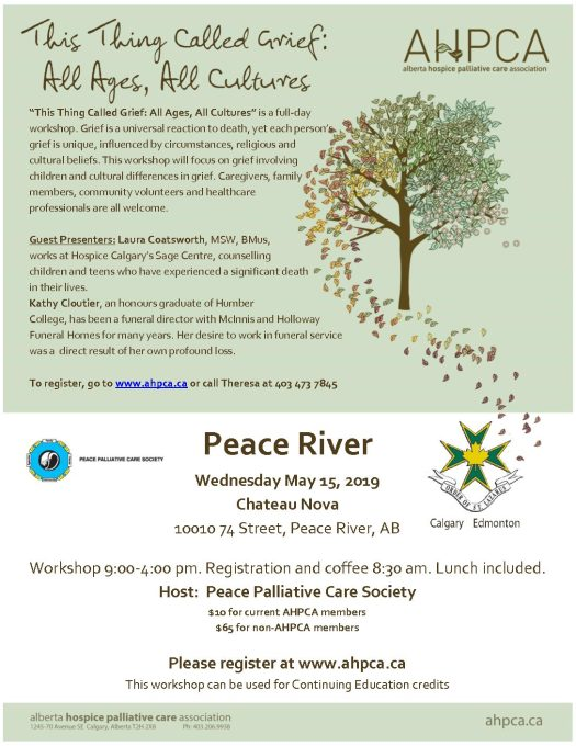 Roadshow Workshop | Peace Palliative Care Society