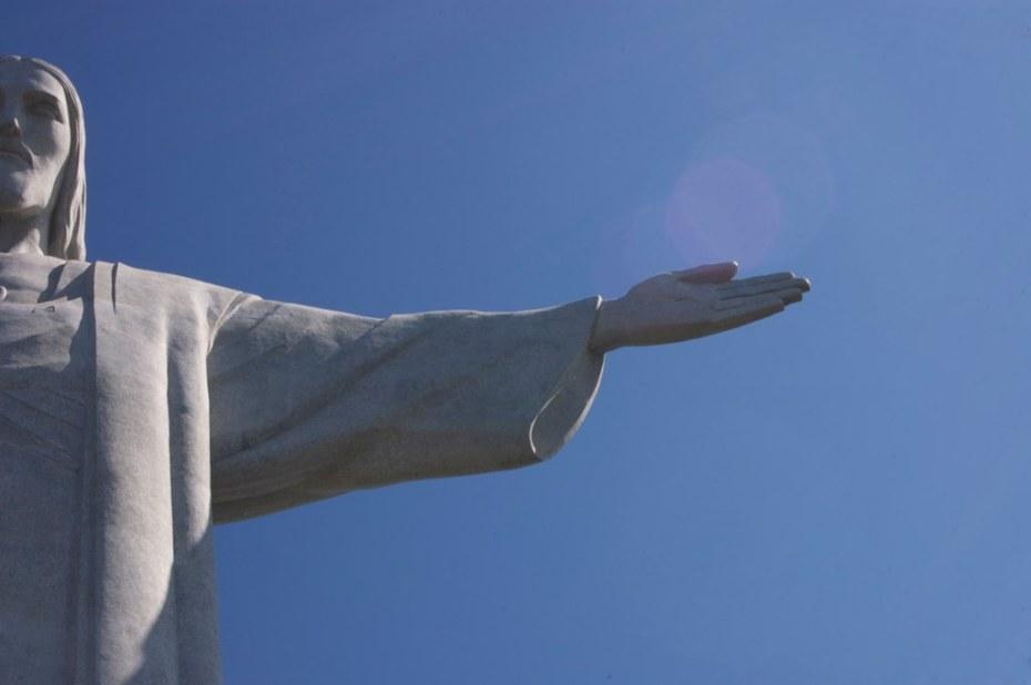 Christ Redeemer of Peace Revolution
