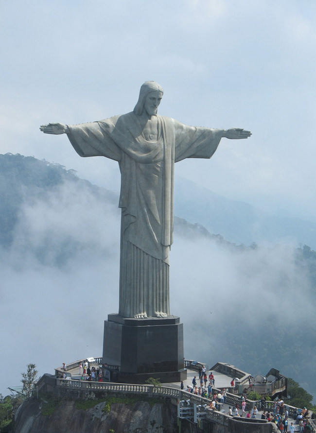 Christ the Redeemer Peace Revolution