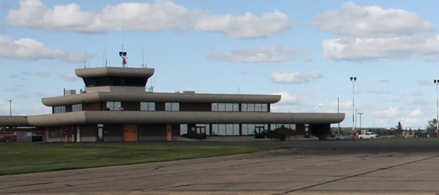 Peace River Airport Contact