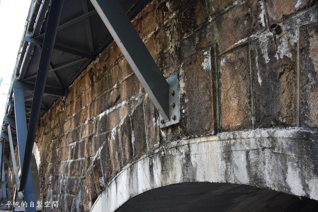 短遊九鐵石拱橋 | 平帆的自製空間