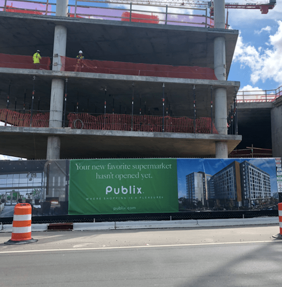 Publix Store Coming Soon